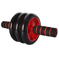 Тренажер MS 0873 (Red),тренажеры для спины, тренажер для пресса, тренажер для пресса и спины, тренажер для