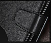 Стильный мужской кожаный клатч, кошелек. Черный. Baellerry Business. Балери, фото 6