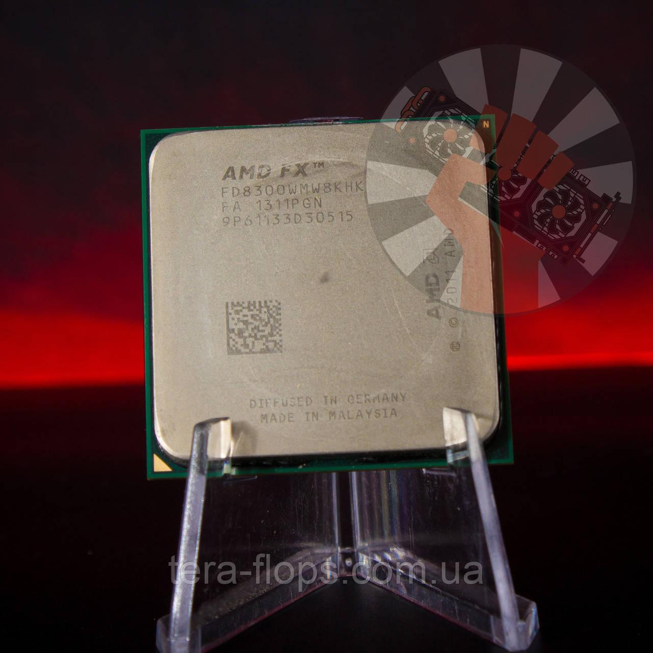 Процессор AMD FX-8300 Socket AM3+ (FD8300WMW8KHK) Б/У