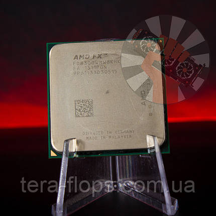 Процессор AMD FX-8300 Socket AM3+ (FD8300WMW8KHK) Б/У, фото 2