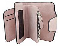 Жіночий гаманець, клатч Baellerry Forever Mini, балери. Пудровий. Замша PU, фото 3