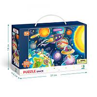 Пазл DoDo Космос 300141,Пазлы вкладыши для детей, Пазлы головоломки для детей, Развивающие пазлы для детей,