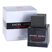 """Мужская туалетная водa-tester """" Lalique Encre Noire Sport"""" обьем 100 мл"""