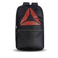 Черный рюкзак рибок, Reebok. Для учебы, тренировок!, фото 4
