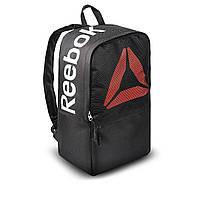 Черный рюкзак рибок, Reebok. Для учебы, тренировок!, фото 5