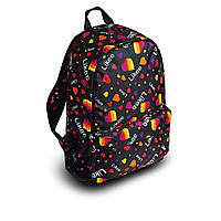 Стильный рюкзак с принтом Likee. Для путешествий, тренировок, учебы, фото 5
