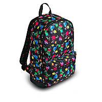 Стильный рюкзак с принтом TikTok, тик ток. Для путешествий, тренировок, учебы, фото 3