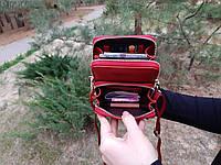 Жіночий гаманець-клатч, сумочка Baellerry Forever. Чорна, фото 7