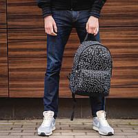 Классный рюкзак с принтом Кости, bones. Для путешествий, тренировок, учебы, фото 2