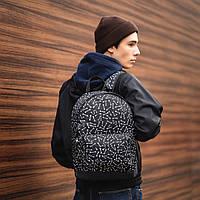Классный рюкзак с принтом Кости, bones. Для путешествий, тренировок, учебы, фото 3