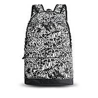Класний рюкзак з принтом Style. Для подорожей, тренувань, навчання, фото 2