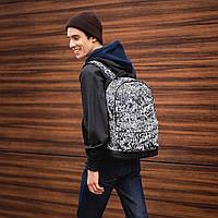 Класний рюкзак з принтом Style. Для подорожей, тренувань, навчання, фото 4