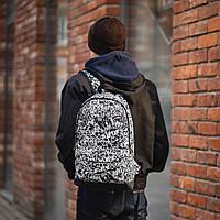 Класний рюкзак з принтом Style. Для подорожей, тренувань, навчання, фото 5