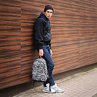 Класний рюкзак з принтом Style. Для подорожей, тренувань, навчання, фото 6