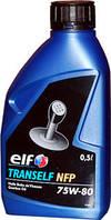 Трансмиссионное масло Total Elf Tranself NFP 75W-80 0.5л