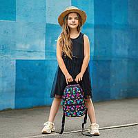 Стильный мини рюкзак с принтом TikTok, тик ток. Для детей и взрослых, фото 5