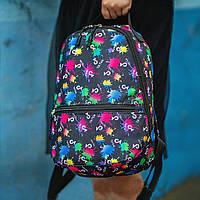 Стильний міні рюкзак з принтом TikTok, твк струм. Для дітей і дорослих, фото 7