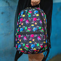Стильный мини рюкзак с принтом TikTok, тик ток. Для детей и взрослых, фото 7