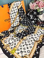 Шелковый платок Louis Vuitton (Луи Витон) 110*110 см