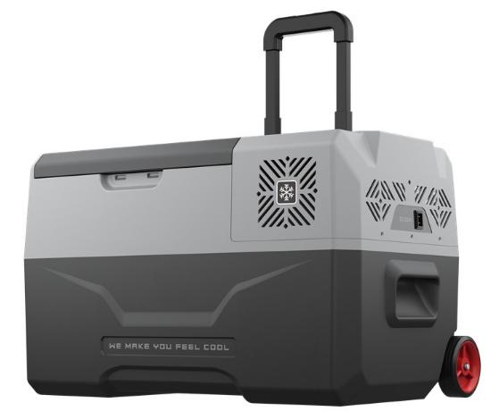 Автомобільний компресорний холодильник Alpicool CX30 (30 літрів)