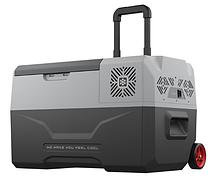 Автомобильный компрессорный холодильник Alpicool CX30 (30 литров)