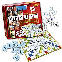"""Игра """"Составь слово. Эрудит (Scrabble)"""" MKB0132,Эрудит (скрабл), Эрудит, скрабл, Игра детская настольная,"""