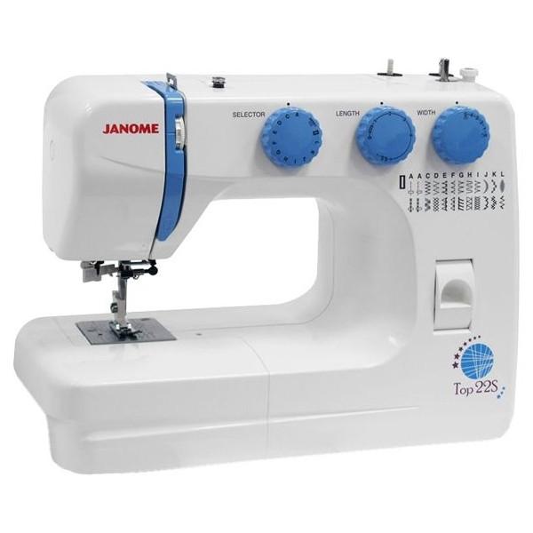 Janome Top 22S швейна машина