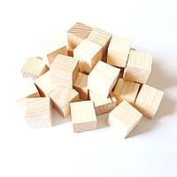 Кубики из ясеня (100 г)