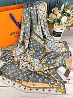 Шелковый платок Louis Vuitton (Луи Витон) ЛВ