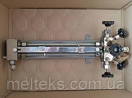 Дифманометр ДТ-5 з блоком клапанів голчастих