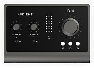 Аудіоінтерфейс Audient iD14 MkII