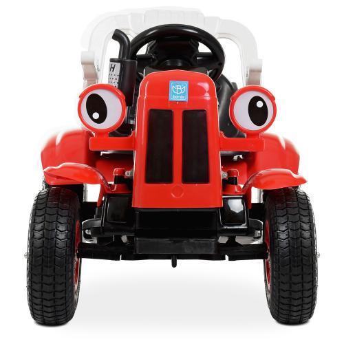Дитяча машина Трактор M 4261ABLR (2) -3 червоний