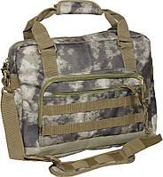Тактична сумка-портфель для ноутбука Mil-tec камуфляж MIL-TACS