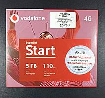 Стартовий пакет Vodafone SuperNet Start 4G