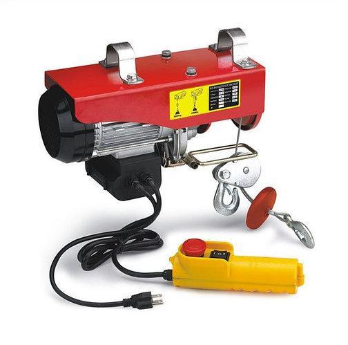 Тельфер электро лебедка 1.3 кВт, 800 кг Forte FPA 800 (37689)