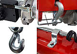 Тельфер электро лебедка 1.3 кВт, 800 кг Forte FPA 800 (37689), фото 3