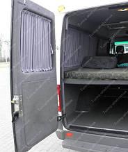 Автомобильные шторки для Мерседес Спринтер (шторки на стекла Mercedes Sprinter)
