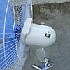 Вентилятор напольный CROWN SILVER 60 Вт, 40 см, фото 5