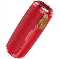 Портативная акустика Hoco BS38 Cool Freedom Wireless Speaker Red
