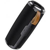 Портативная акустика Hoco BS38 Cool Freedom Wireless Speaker Black