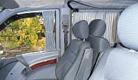 Автомобильные шторки для Мерседес Вито 638 (шторки на стекла Mercedes Vito 638)