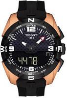 Мужские Часы Tissot T-Touch Expert Solar T091.420.47.207.00 100m