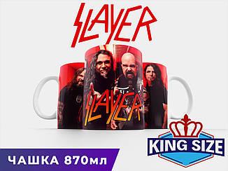 "Чашка Слейер ""Rock Gyes"" / Slayer"