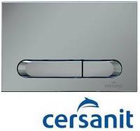 Спускная кнопка Hi-Tec TEAR хром Cersanit
