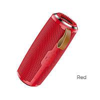 Портативная акустическая система HOCO wireless speaker BS38 Cool freedom Red