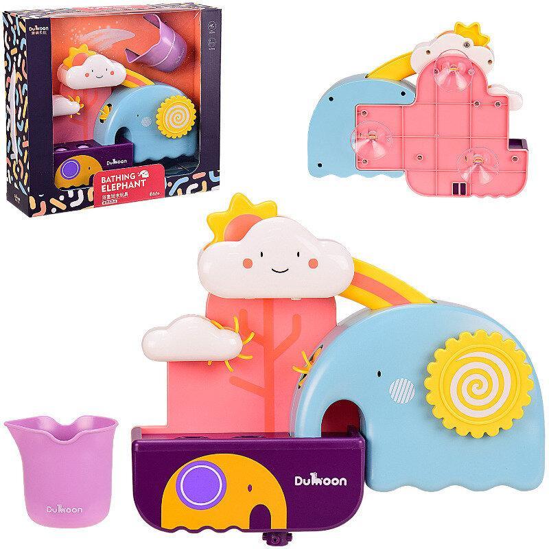 Іграшка для купання водоспад DM502