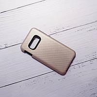 Чехол Samsung G770F Galaxy S10 Lite для телефона Gold
