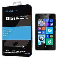 Защитное стекло Microsoft Lumia 435 (Mocolo 0.33mm)