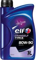 Трансмиссионное масло Total Elf Tranself Type B 80W-90 1л