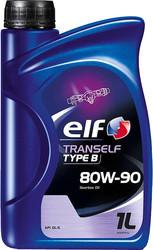 Трансмиссионное масло Total Elf Tranself Type B 80W-90 1л - Rezina 24 в Львове